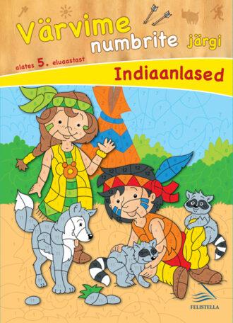 Indiaanlased—kaas
