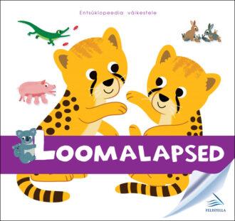 Entsuklopeedia vaikestele – Loomalapsed – kaas